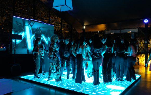 VIDEO LED DANCE FLOOR